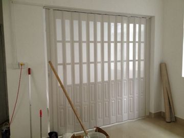 Custom Accordion Folding Doors Interior With Hard - Joint Connection